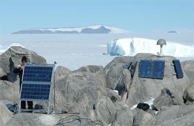 Project Highlights 2006 Record Antarctic Season 2005