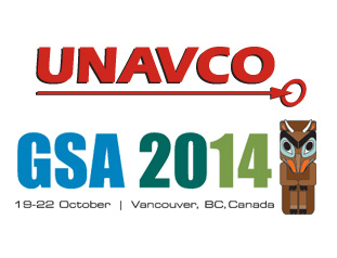 Join UNAVCO at GSA