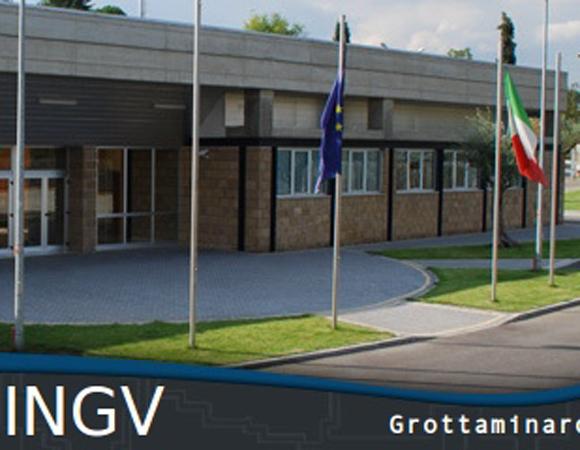 Istituto Nazionale di Geofisica e Vulcanologia (INGV), center of the RING netowork, Italy. Photo: INGV.
