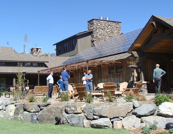 UNAVCO Strategic Planning June 8-9, 2015; Devil\'s Thumb Ranch, Tabernash, Colorado (Photo/Rick Anthes)