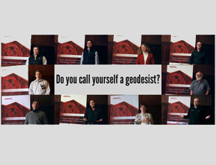 Do You Call Yourself a Geodesist?