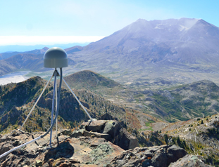 Mount St. Helens Network Maintenance Brings All Stations Online