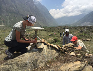 Data Recovery and Field Response to 25 April 2015, Mw 7.8, Gorkha, Nepal Earthquake