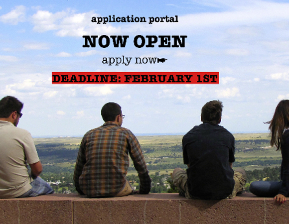 The 2015 RESESS internship application portal is now open! If you know of eligible students who would be great interns for summer 2015, make sure they know that applications will be accepted until 11:59 p.m. MST on February 1, 2015 at our online portal: unavcocareers.silkroad.com. (Photo/Melissa Weber, UNAVCO)