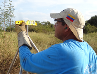 UNAVCO installs COCONet cGPS sites CN39 and CN41 in Venezuela