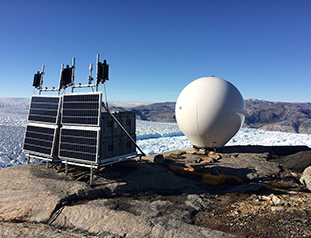 Designing a Power System for Radars in Greenland