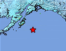 January 23, 2018 M7.9 Earthquake 280km SE of Kodiak, Alaska