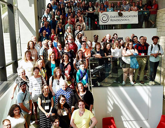 EER 2018 participants. (Photo/NAGT)