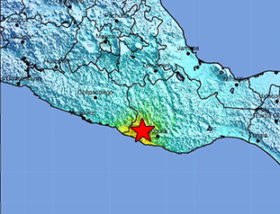 Data Event Response to the February 16, 2018 M7.2 Earthquake 37km NE of Pinotepa, Mexico