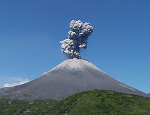 CONVERSE: Community Network for Volcanic Eruption Response