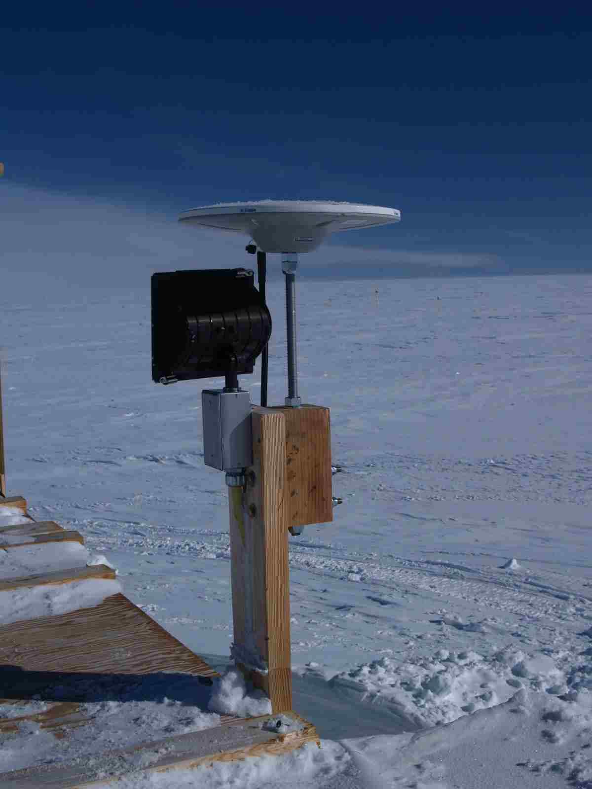 Summit Camp Gps Survey System Base Station Projects