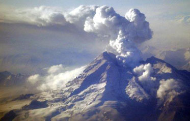 Detecting Volcanic Plumes with GPS Data