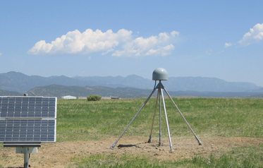 GPS Tracks Atmospheric Water Vapor That Fuels Storms