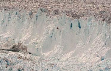 Unrecognized Rapid Ice Loss in Northeast Greenland Due to Warming