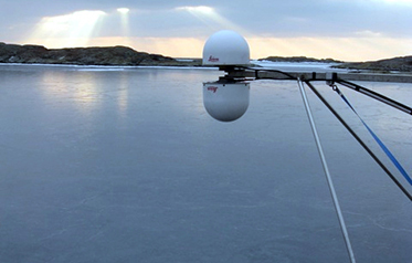 Sea Ice! Yes, You Can Measure That With GNSS