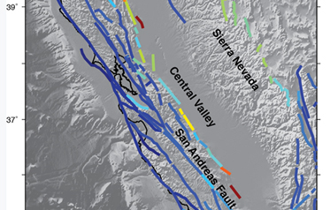 Seasonal Water Load Changes Can Trigger Earthquakes in California