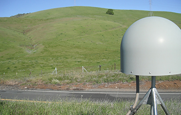 Measuring Vegetation Health Through a California Drought with Geodetic Techniques