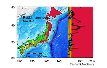 Improving Local Tsunami Warnings by Combining Geodetic and Seismic Observations