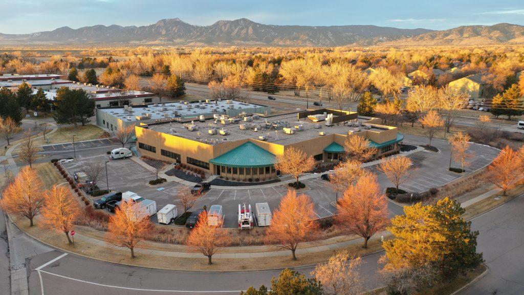 UNAVCO GAGE facility in Boulder, Colorado