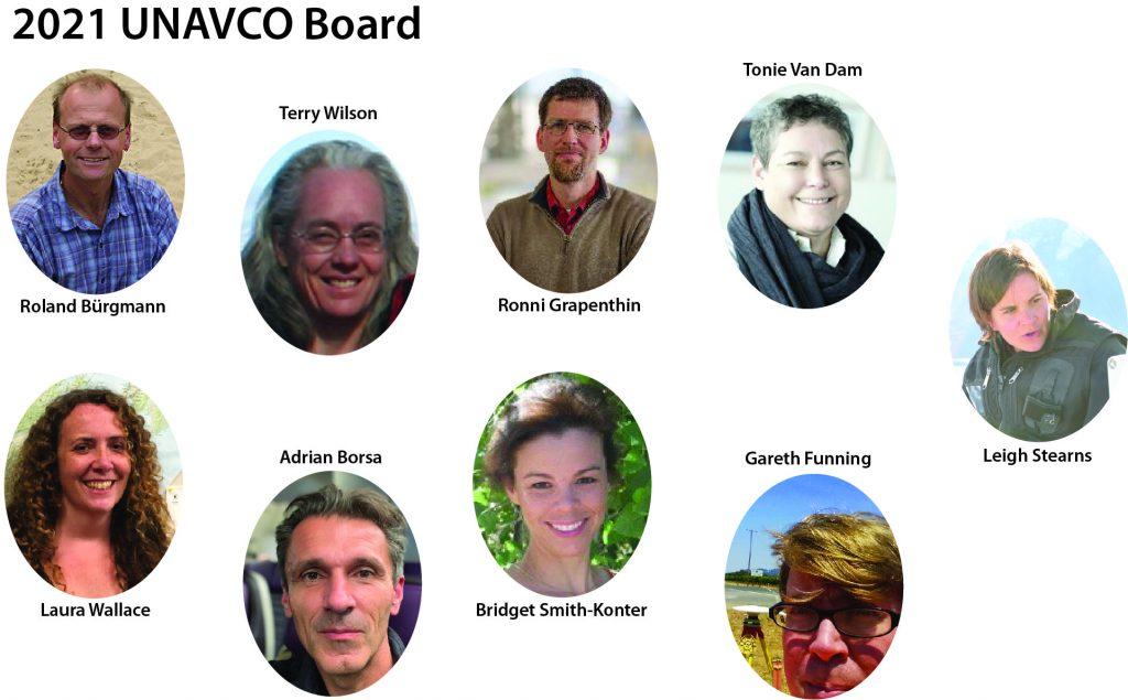 photos of board members