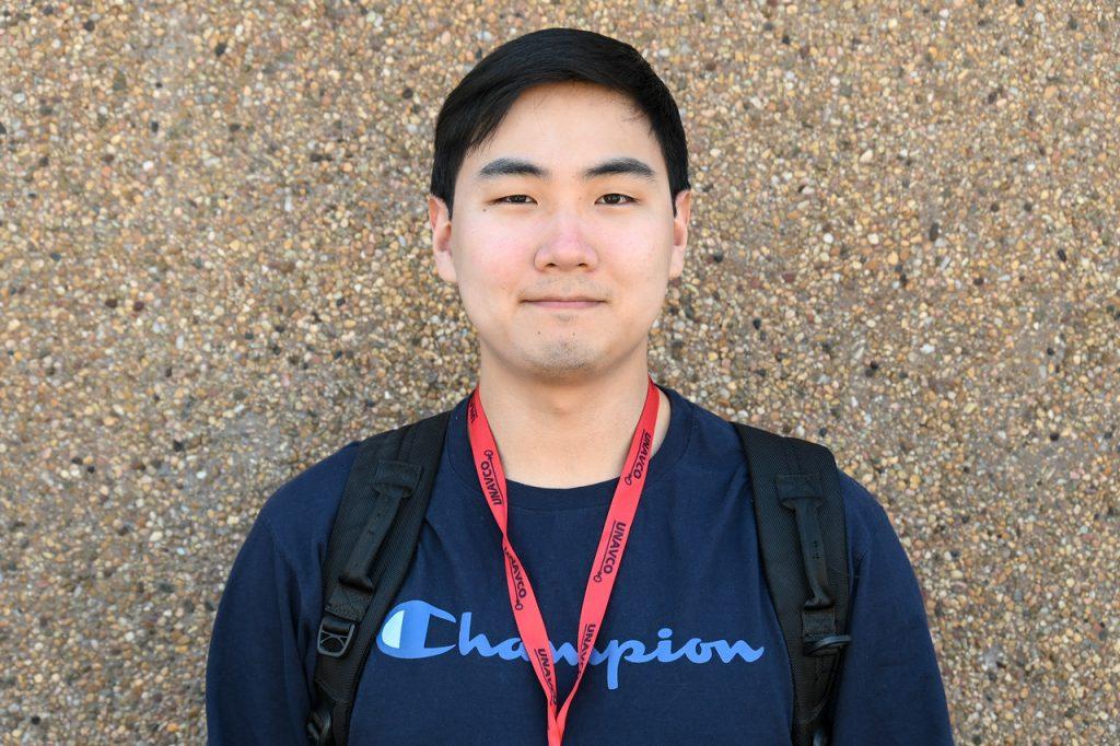 Phillip Choi (RESESS) Headshot